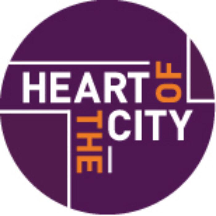 The Heart of the City Logo