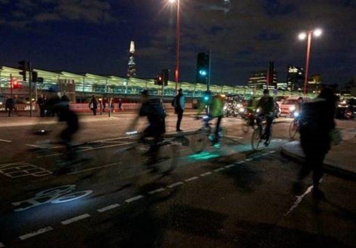 Dark Nights, Get Lights - For your Bikes!