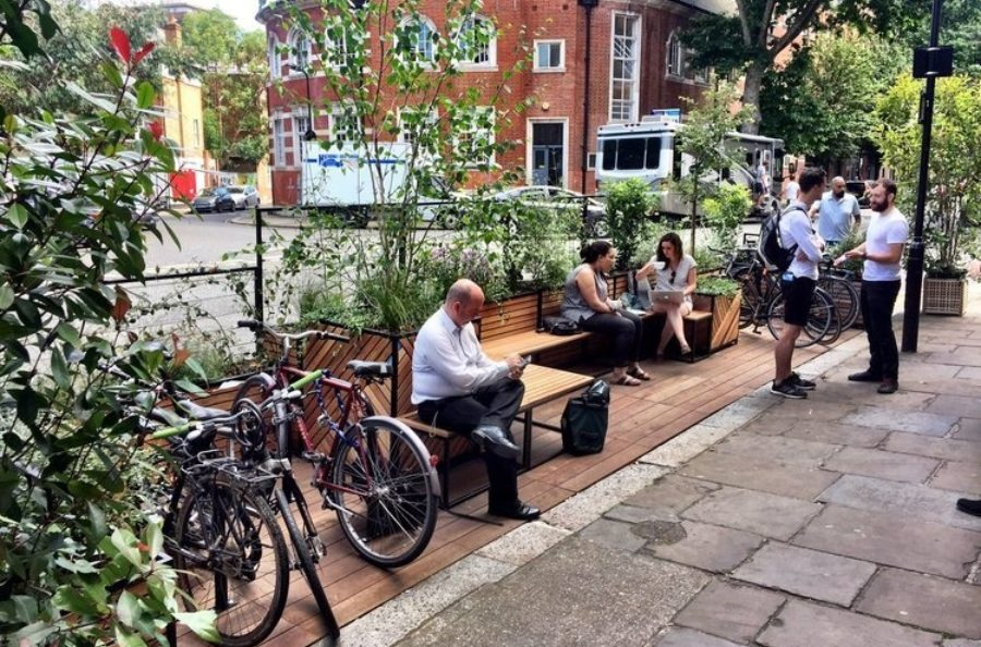 Lunchtime Streets Consultation - Chancery Lane