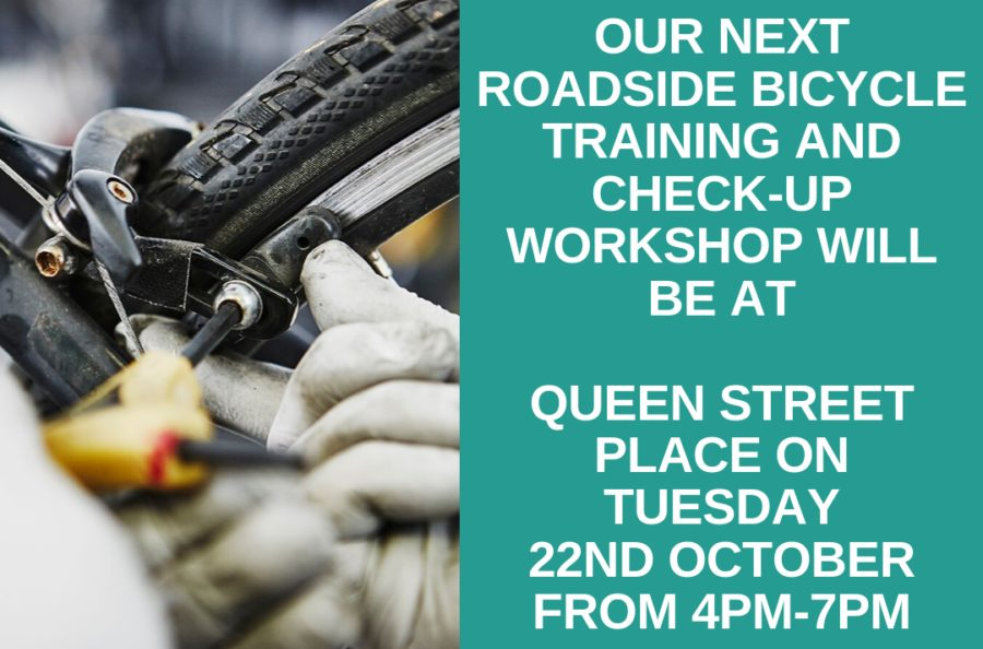 Queen Street Place Free Maintenance Workshop