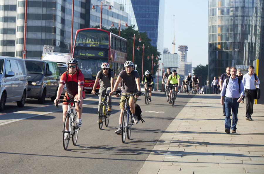 Improving cycling rates could save NHS £319m