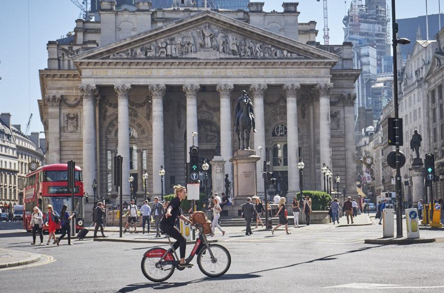 City of London DR Bikes