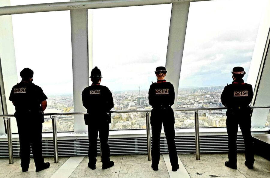 Image of City of London Police officers