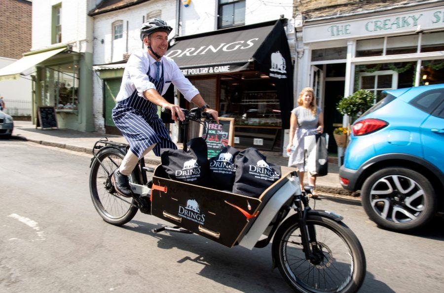 Are cargo bikes the future of deliveries?