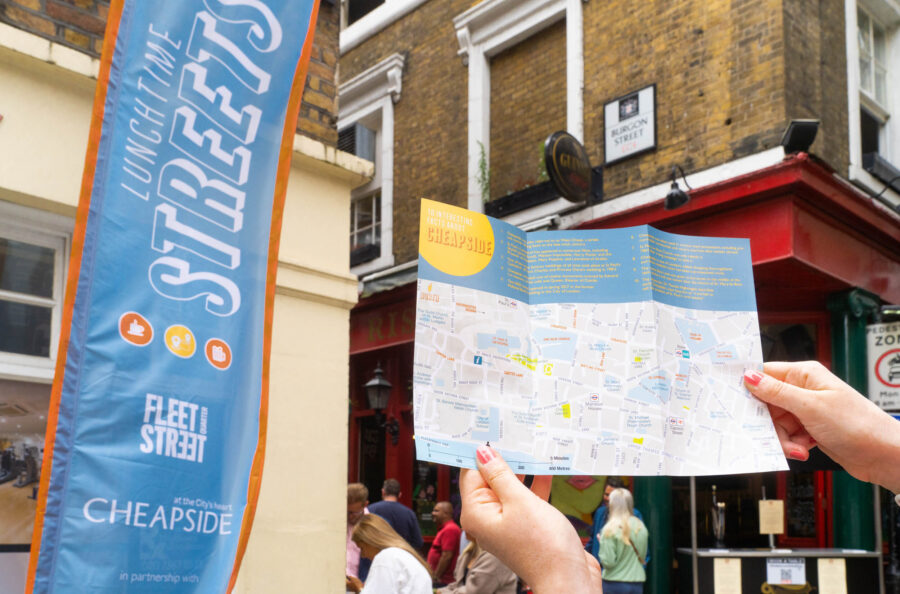 Enjoy Free Lunchtime Streets This Summer!